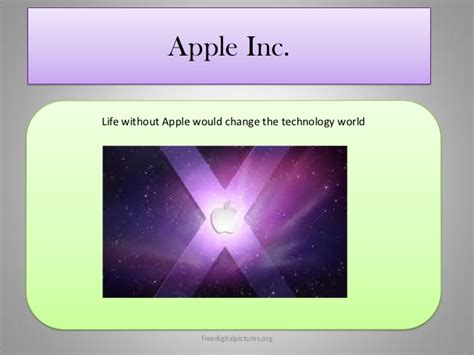 Apple Inc Powerpoint Apple Inc Powerpoint