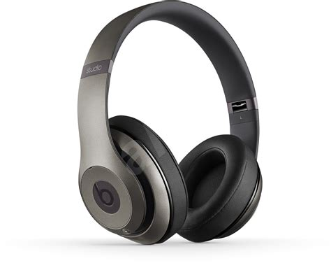 Headphone Beats Studio Wireless beats studio wireless titanium headphones alzashop