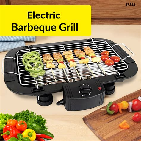 Barbeque Grill Price by Buy Electric Barbeque Grill Black At Low Price