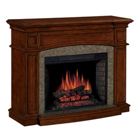 Allen And Roth Electric Fireplace by Shop Allen Roth 33 Quot Traditional All In One Electric