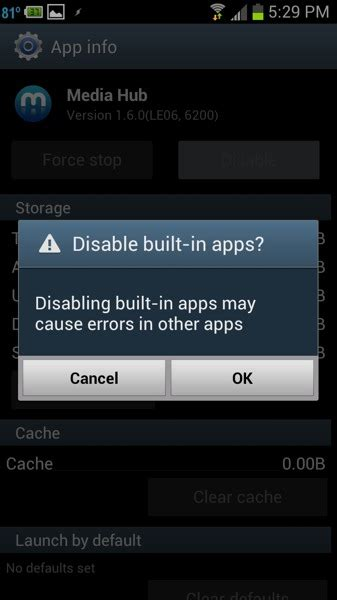 disable app android how to disable unneeded bloatware on unrooted android
