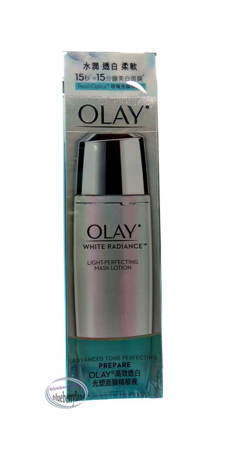 Masker Olay by Olay White Radiance Light Perfecting Mask Lotion 150ml Or 5oz