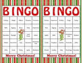 Similar to 30 christmas bingo cards diy printable game for christmas