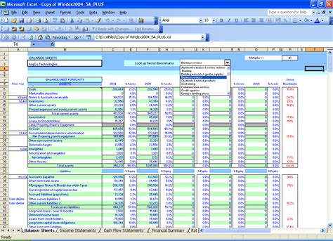 best photos of balance sheet excel spreadsheet simple