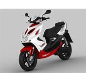 Yamaha AeroX R 2013 3D Model Max Obj 3ds Fbx C4d Lwo