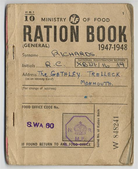 printable ration book template rationing the new paradigm learning from dogs
