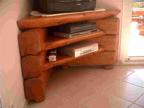 with a episodes album meuble d angle tv rondinsdesbois fr cr 233 ations en rondins bruts