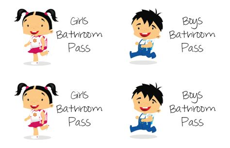boys bathroom pass 30 things every singaporean 90s kid will never forget