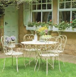 Outdoor French Furniture - french garden furniture stylish design