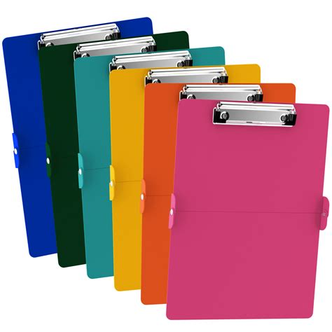 Name Tag Id Acrylic Model Vertical Transaparant Limited clipboards by color