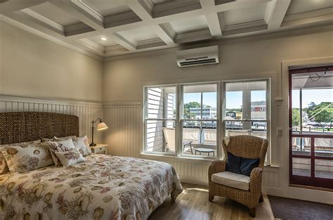 coffered ceiling bedroom a spectacular weekend getaway on the mystic river mystic