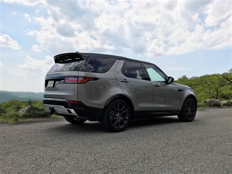 land rover discovery hse 2018 land rover discovery hse test drive review