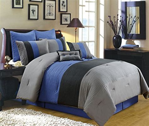 navy blue full size comforter 8 piece luxury bedding regatta comforter set navy blue