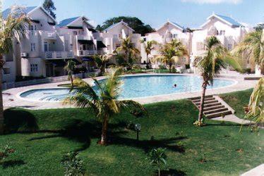 Le Tamier Bungalow Complex   Flic en Flac, Mauritius