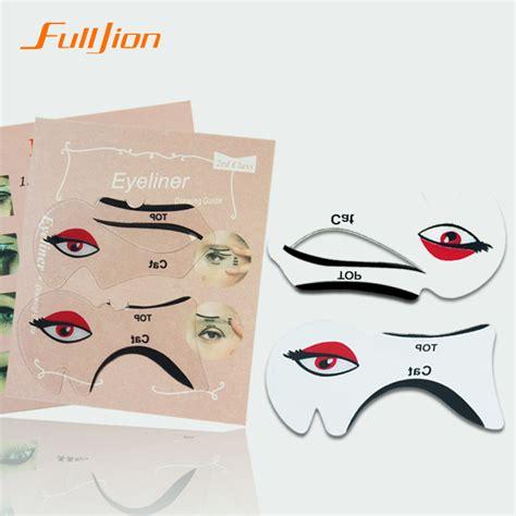 printable makeup stencils printable cat eye makeup stencil mugeek vidalondon
