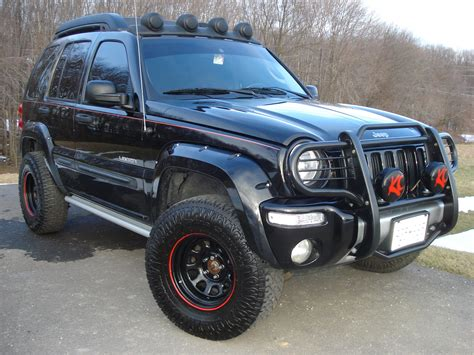 liberty jeep 2004 a rock 2004 jeep liberty specs photos modification info