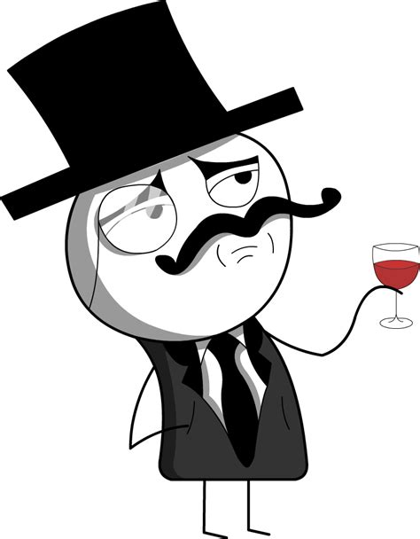 Gentlemen Meme Face - like a sir podcast 7 gotham dream cars coo