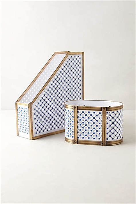 Anthropologie Desk Accessories Luso Desk Accessory Anthropologie Decorate Your Work Space Pinterest Home Home Office