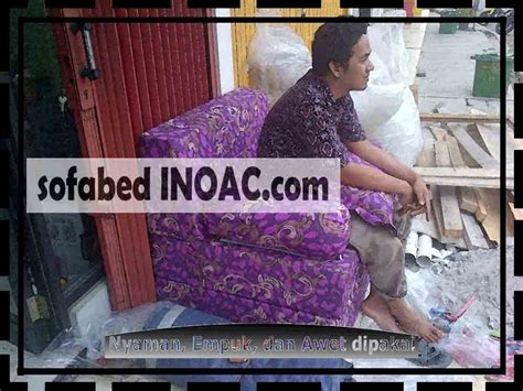 Kasur Bed Kecil spesialis sofabed inoac