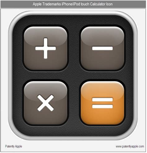 calculator iphone image gallery iphone calculator icon