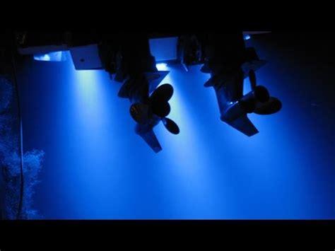 yamaha boat lights oceanled underwater boat lights marine lighting youtube