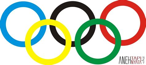 Gelang Ukir 9 Lambang Fakta Unik Penyelenggaraan Olimpiade Modern Kejadian