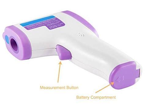 Termometer Badan Otomatis termometer alat pengukur suhu badan aman untuk balita