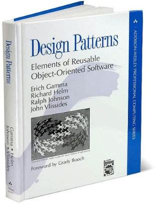 design pattern reusable software design patterns elements of reusable object oriented