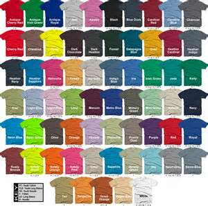 tshirt colors race shirt colors impact racegear