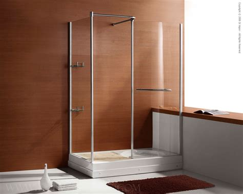 Shower Cubicle For Bathrooms Bath Decors Bathroom Shower Cubicles