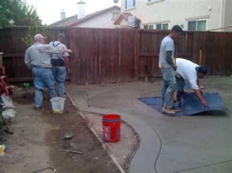 En El Patio by Proyecto De Cemento En El Patio Wmv
