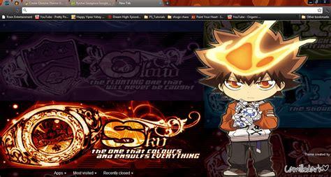 google chrome themes anime kuroshitsuji temazos de anime para google chrome parte one taringa