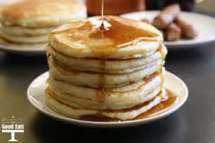 best ever pancake recipe grace and good eats