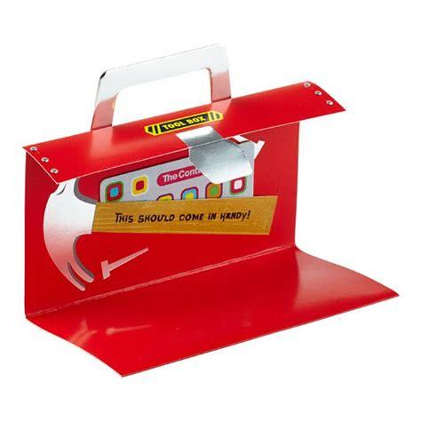 Tool Box Gift Card Holder - pin by e v bennett on gift ideas pinterest