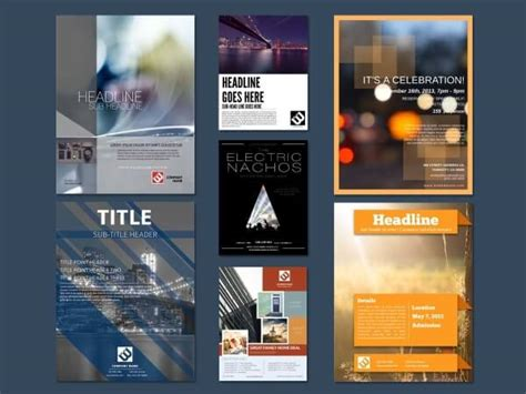 images of free printable tri fold brochure template for students the
