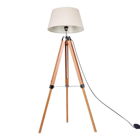 wooden tripod floor l buy libra brown wooden tripod