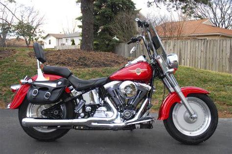 1997 Harley Davidson by 1997 Harley Davidson Fatboy 8000 Obo Clean
