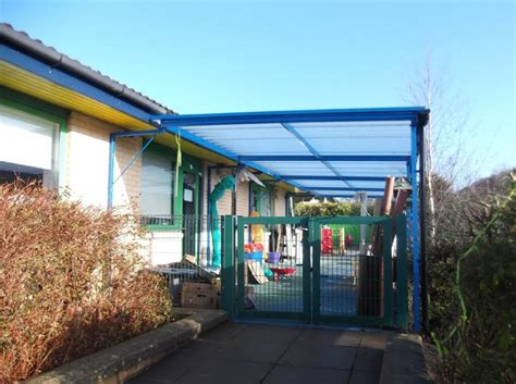 do we need planning permission for a school canopy