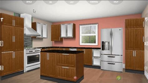 3d Kitchen Design App Udesignit Kitchen 3d Planner Android Apps On Play