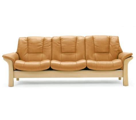 low back recliners stressless buckingham low back sofa from 4 095 00 by
