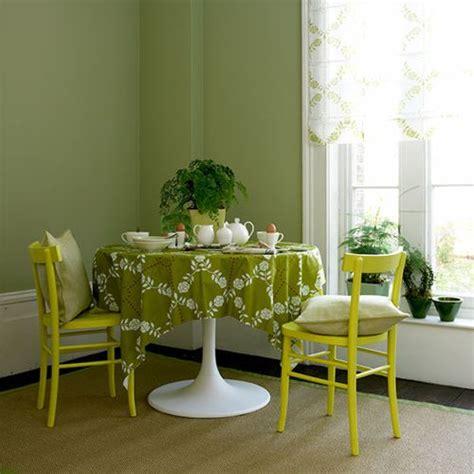 verde  el comedor decoracionin