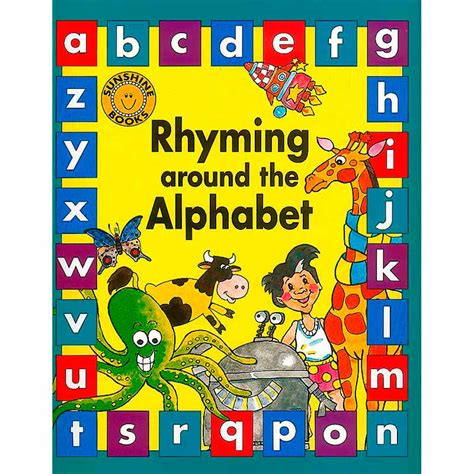 Rhyming Around The Alphabet Big Book Books Store
