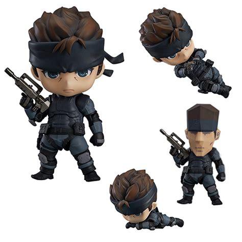 Dpk093 Nendoroid Metal Gear Soloid Solid Snake solid snake nendoroid figure
