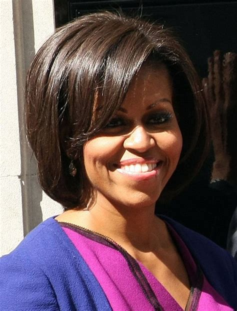 michelle obama haircut top 15 michelle obama hairstyles pretty designs