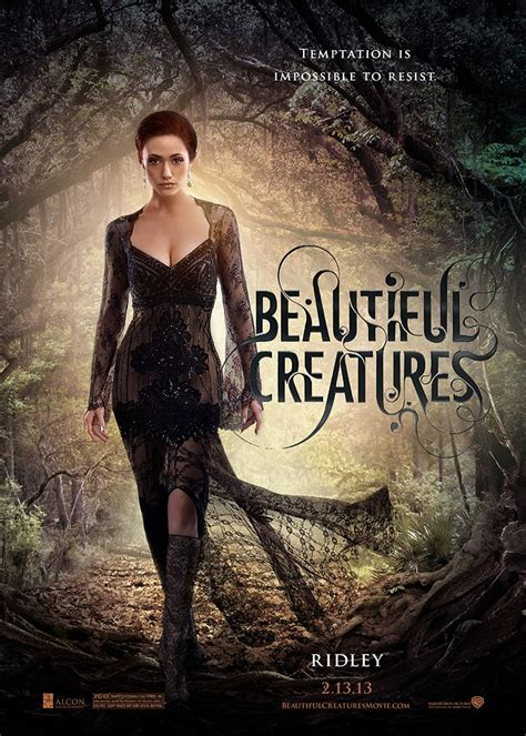 beautiful movies ridley duchannes beautiful creatures movie photo