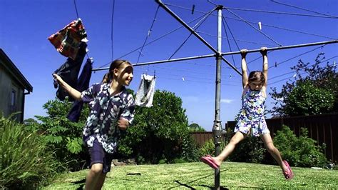 swinging in australia yank in australia land of the clothes line