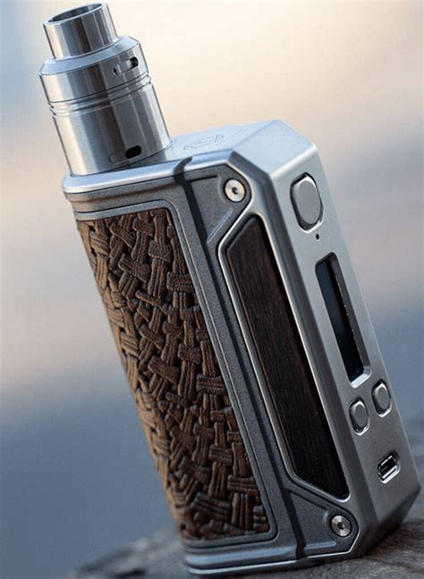 Lost Vape Therion Dna 75 Dna 133 Dna166 Custom Classic Brass 1 therion 166 gi 225 tốt dna lost vape mạnh gấp 3 lần dna75 b 225 n hcm