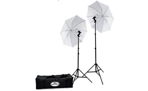 savage 500w led studio light kit savage 500 watt led studio 2 light kit barndoor lighting