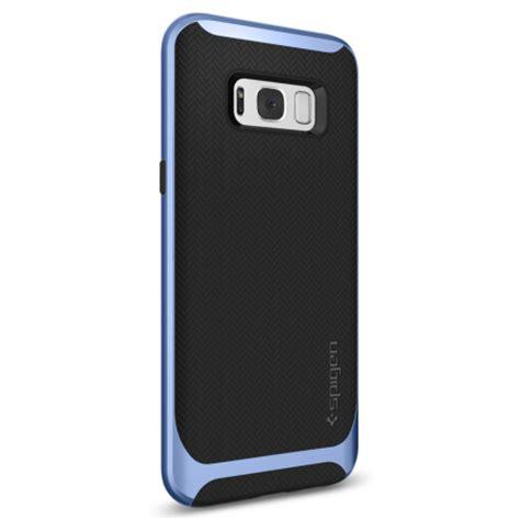 Spigen Neo Hybrid For Galaxy S8 Blue Coral Biru spigen neo hybrid samsung galaxy s8 plus blue coral
