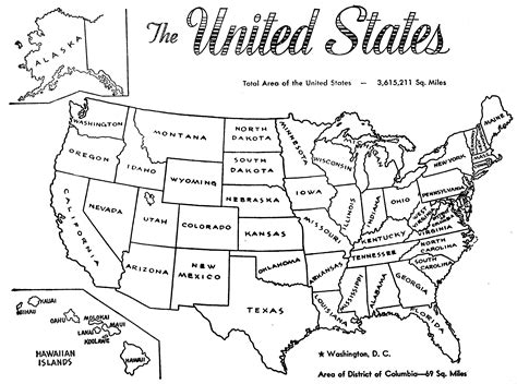 map of usa with states black and white united states map black and white clipart bbcpersian7